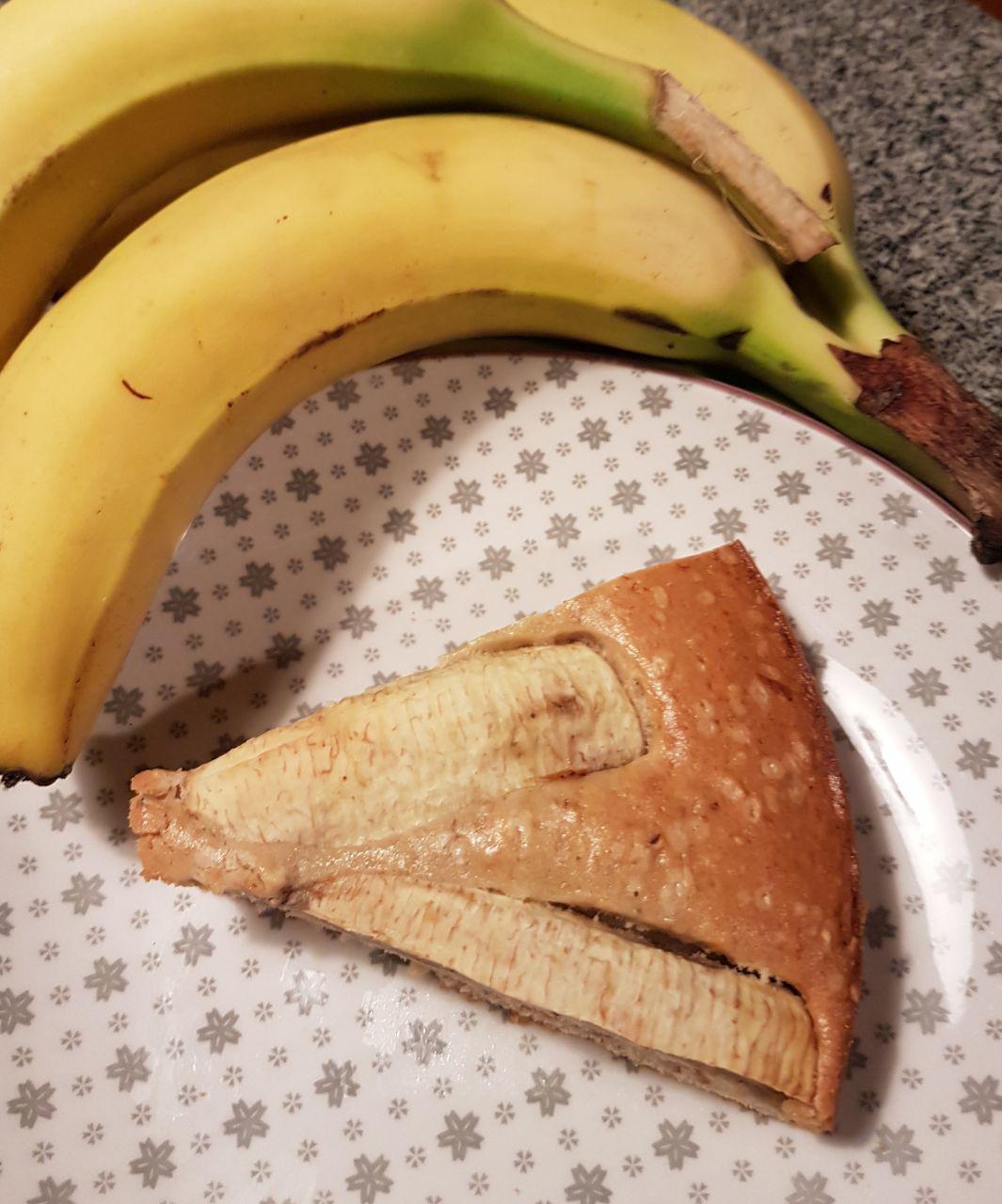 Bananenkuchen 12 Stucke Vegan Und Munter