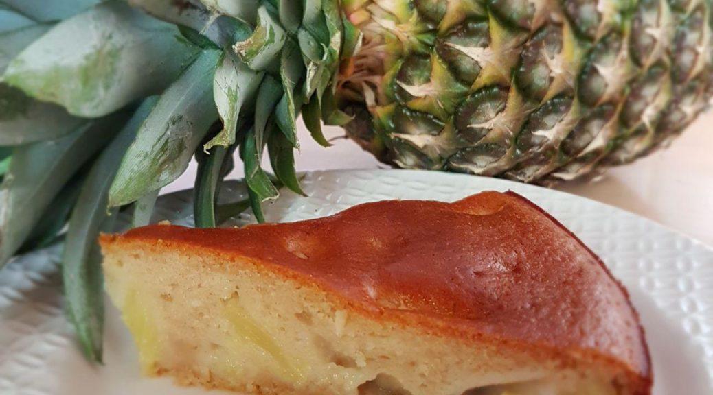 Ananaskuchen Vegan Und Munter